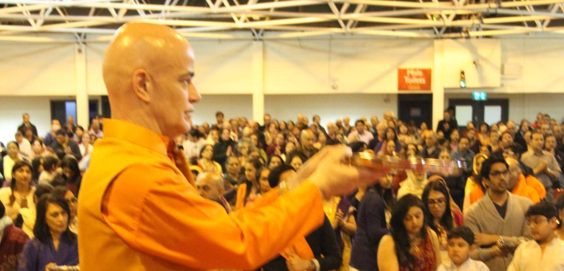 Hanuman Chalisa Program – April 4 in London