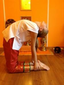 Crescere nello yoga