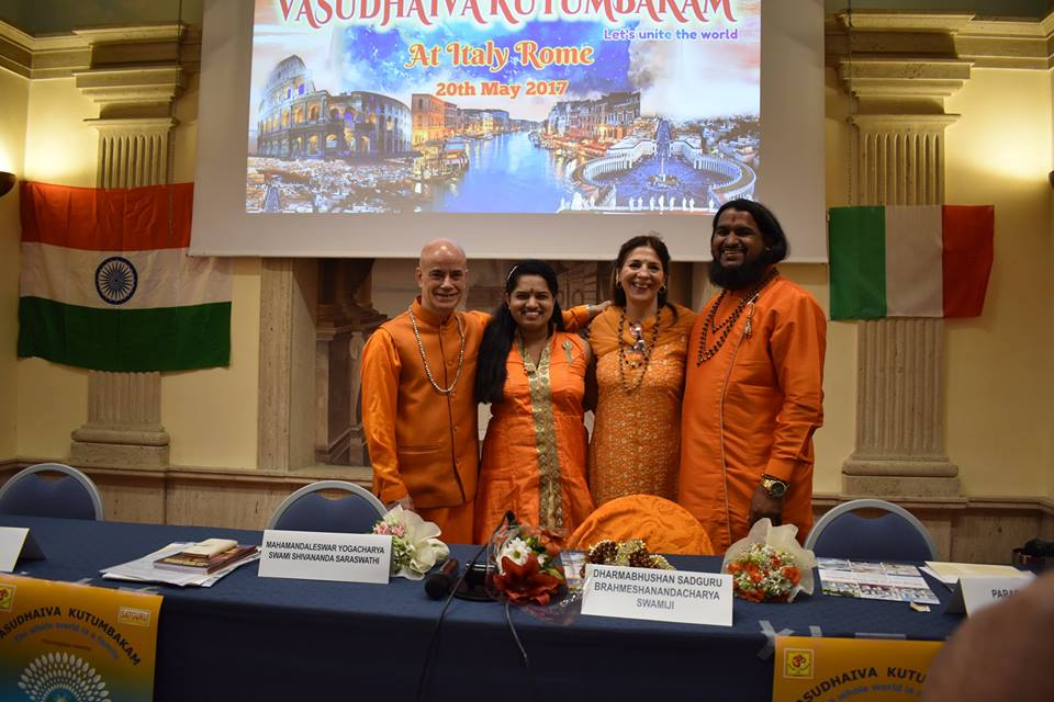 Vasudhaiva Kutumbakam – The whole world is a family