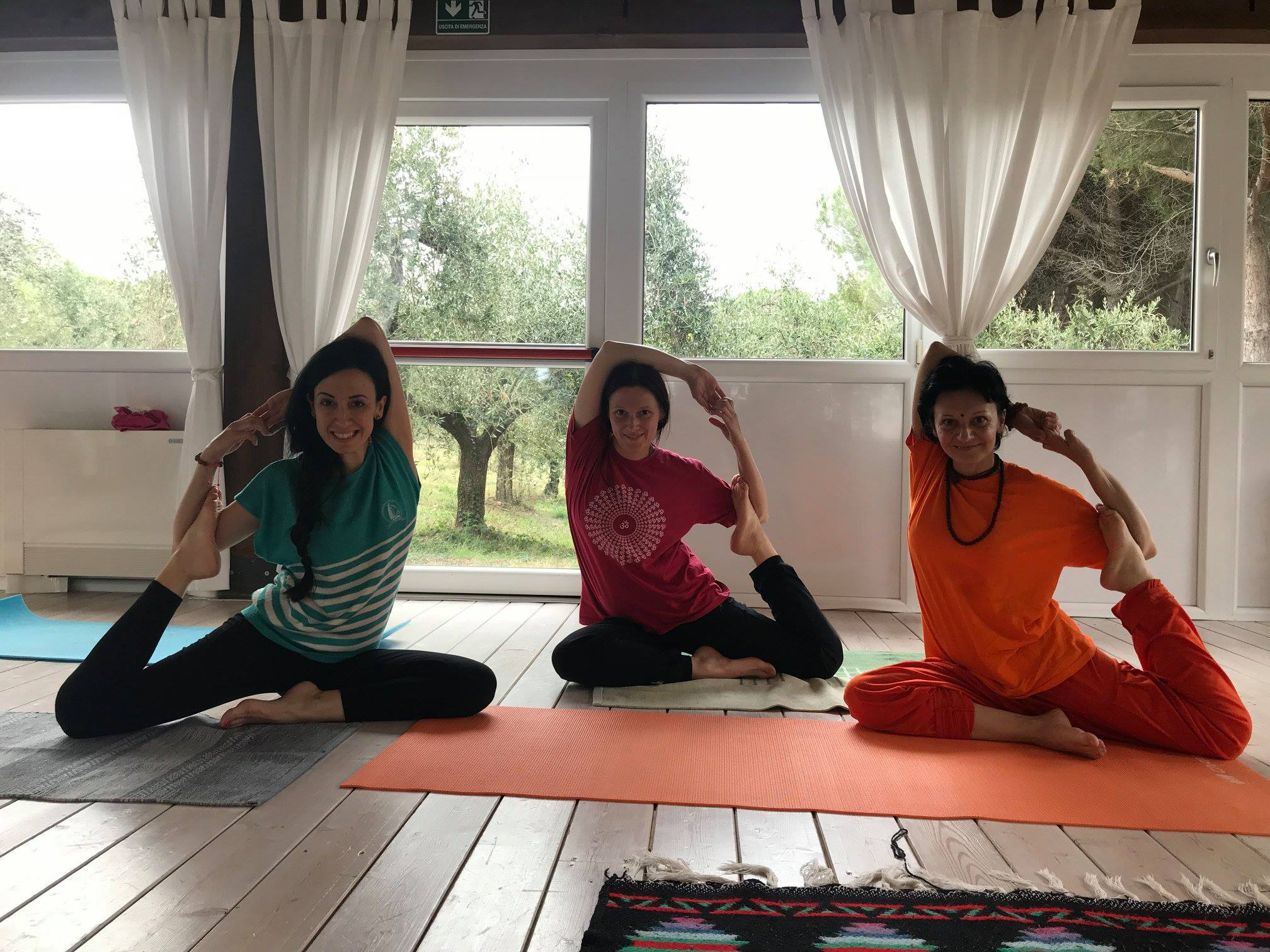 Seminario Yoga 30 aprile 05 maggio 2019 - Assisi