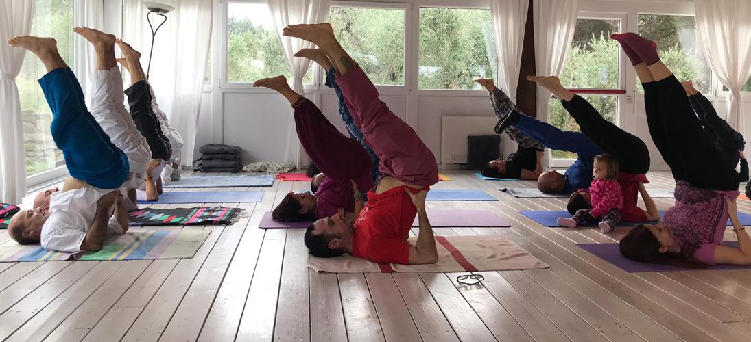 classe yoga